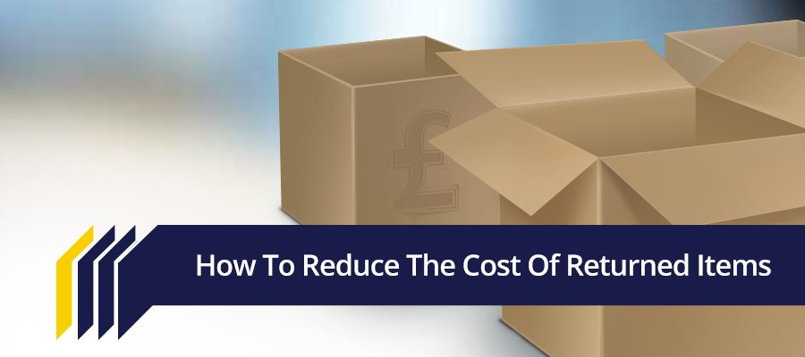 How to reduce the cost of returned items