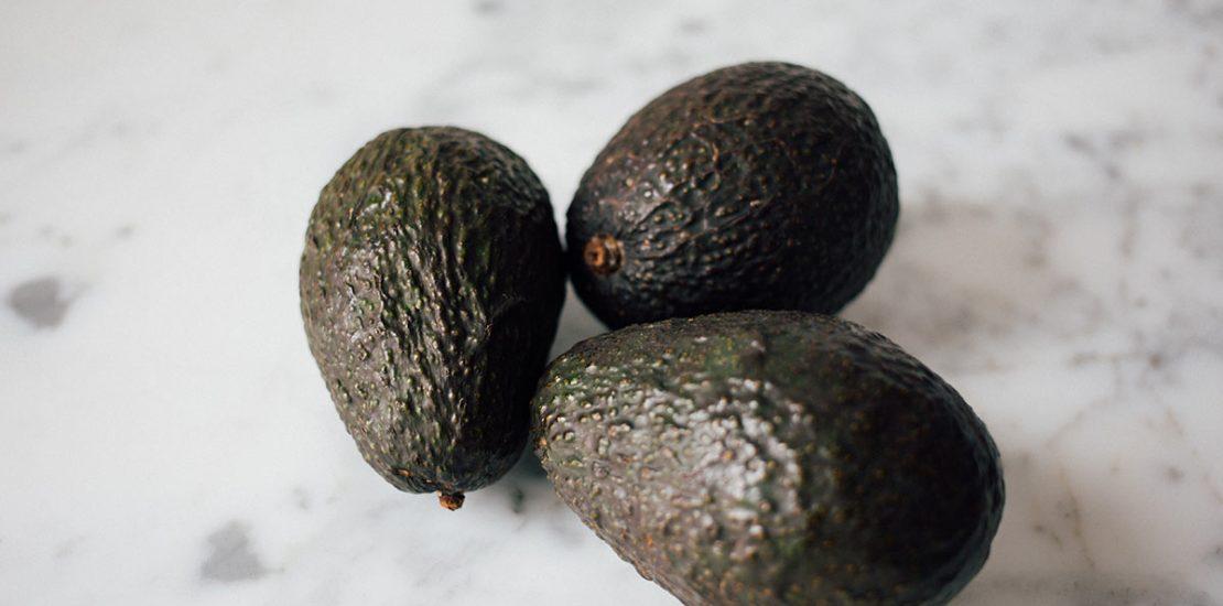 bad packaging, avocado halves