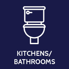 Kitchens / Bathrooms