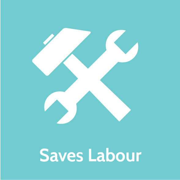 Saves Labour